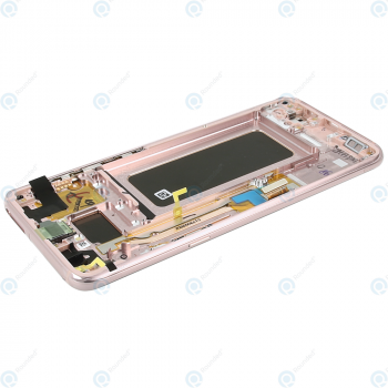 Samsung Galaxy S8 Plus (SM-G955F) Display unit complete pink GH97-20470E_image-6