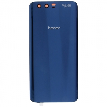 Huawei Honor 9 (STF-L09) Battery cover blue PLEASE NOTE: This battery cover is not including flash lens.