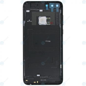 Huawei P smart (FIG-L31) Battery cover black 02351STS 02351TEF_image-1