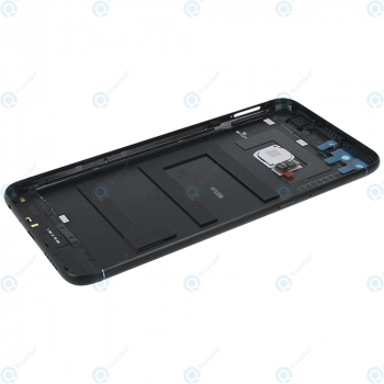 Huawei P smart (FIG-L31) Battery cover black 02351STS 02351TEF_image-3