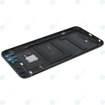 Huawei P smart (FIG-L31) Battery cover black 02351STS 02351TEF_image-4