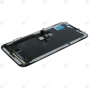 Display module LCD + Digitizer black for iPhone X_image-4