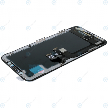 Display module LCD + Digitizer black for iPhone X_image-5