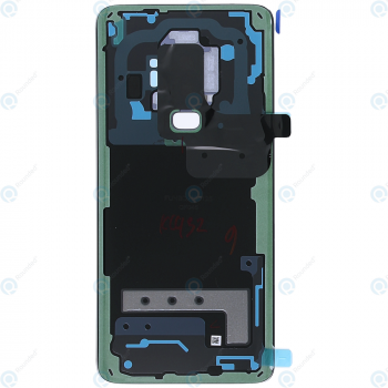Samsung Galaxy S9 Plus (SM-G965F) Battery cover coral blue GH82-15652D_image-1