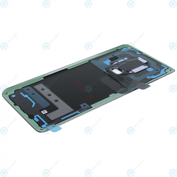 Samsung Galaxy S9 Plus (SM-G965F) Battery cover coral blue GH82-15652D_image-2