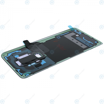 Samsung Galaxy S9 Plus (SM-G965F) Battery cover coral blue GH82-15652D_image-3