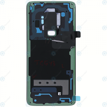 Samsung Galaxy S9 Plus Duos (SM-G965FD) Battery cover coral blue GH82-15660D_image-1