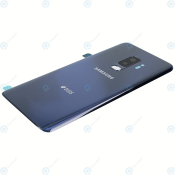 Samsung Galaxy S9 Plus Duos (SM-G965FD) Battery cover coral blue GH82-15660D_image-2