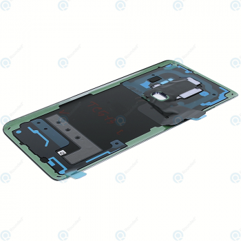 Samsung Galaxy S9 Plus Duos (SM-G965FD) Battery cover coral blue GH82-15660D_image-3