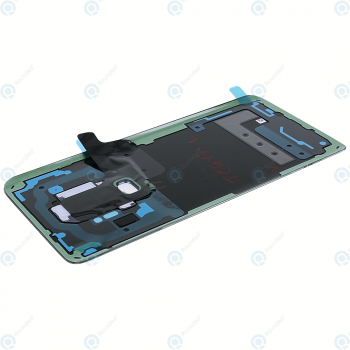 Samsung Galaxy S9 Plus Duos (SM-G965FD) Battery cover coral blue GH82-15660D_image-4
