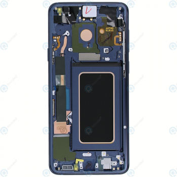 Samsung Galaxy S9 Plus (SM-G965F) Display unit complete coral blue GH97-21691D_image-2