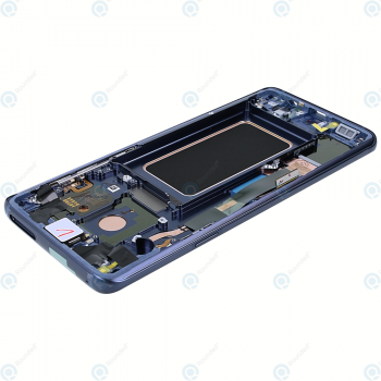 Samsung Galaxy S9 Plus (SM-G965F) Display unit complete coral blue GH97-21691D_image-6