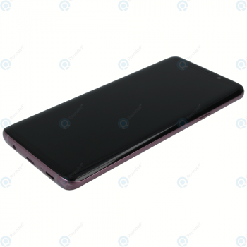 Samsung Galaxy S9 Plus (SM-G965F) Display unit complete lilac purple GH97-21691B_image-1