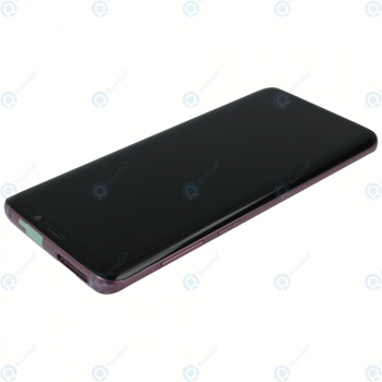 Samsung Galaxy S9 Plus (SM-G965F) Display unit complete lilac purple GH97-21691B_image-2