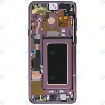 Samsung Galaxy S9 Plus (SM-G965F) Display unit complete lilac purple GH97-21691B_image-6