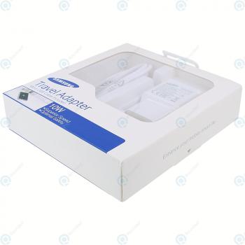 Samung Travel adapter 2000mnAh incl. USB data cable white (EU Blister) EP-TA12EWEUGWW_image-2