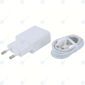 Huawei Travel charger 2000mAh incl. microUSB data cable white HW-050200E01_image-1