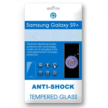 Samsung Galaxy S9 Plus (SM-G965F) Tempered glass 3D black