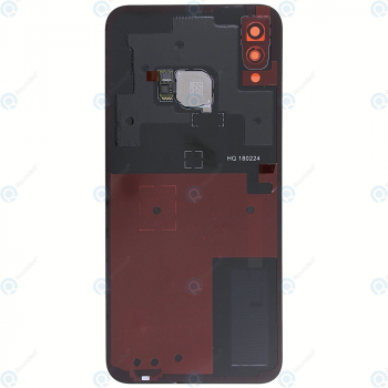 Huawei P20 Lite (ANE-L21) Battery cover midnight black 02351VPT_image-1