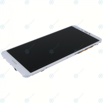 Huawei Y9 2018 Display module LCD + Digitizer white 02351VFU_image-1
