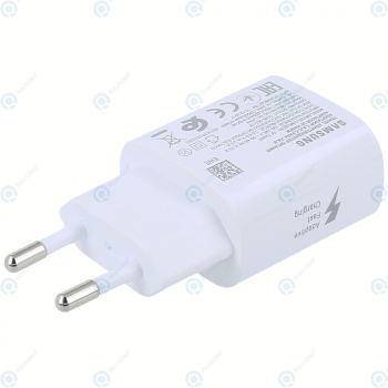 Samsung Fast travel adapter EP-TA600 2000mAh white GH44-02713A_image-1