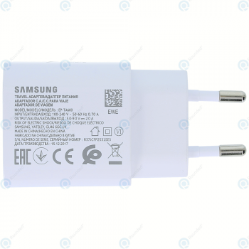 Samsung Fast travel adapter EP-TA600 2000mAh white GH44-02713A_image-4