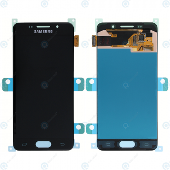 Samsung Galaxy A3 2016 (SM-A310F) Display module LCD + Digitizer black GH97-18249B_image-2