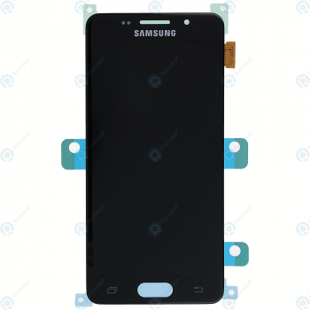 Samsung Galaxy A3 2016 (SM-A310F) Display module LCD + Digitizer black GH97-18249B_image-5