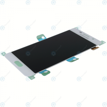 Samsung Galaxy A3 2016 (SM-A310F) Display module LCD + Digitizer white GH97-18249A_image-3