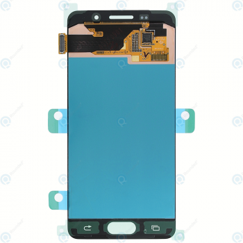 Samsung Galaxy A3 2016 (SM-A310F) Display module LCD + Digitizer white GH97-18249A_image-6