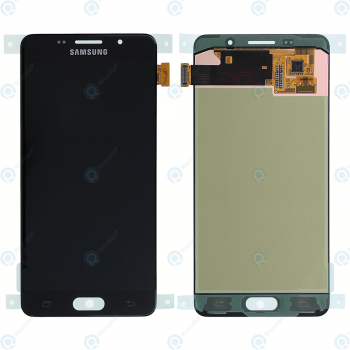 Samsung Galaxy A5 2016 (SM-A510F) Display module LCD + Digitizer black GH97-18250B_image-2