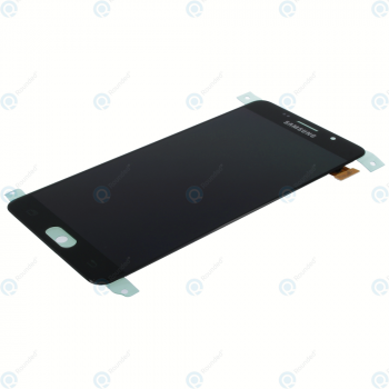 Samsung Galaxy A5 2016 (SM-A510F) Display module LCD + Digitizer black GH97-18250B_image-3