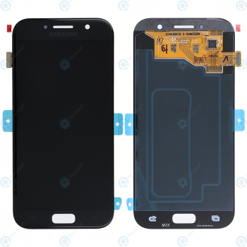Samsung Galaxy A5 2017 (SM-A520F) Display module LCD + Digitizer black GH97-19733A_image-3