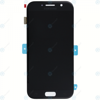 Samsung Galaxy A5 2017 (SM-A520F) Display module LCD + Digitizer black GH97-19733A_image-5