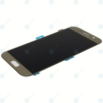 Samsung Galaxy A5 2017 (SM-A520F) Display module LCD + Digitizer gold GH97-19733B_image-4