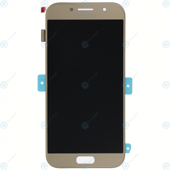 Samsung Galaxy A5 2017 (SM-A520F) Display module LCD + Digitizer gold GH97-19733B_image-5