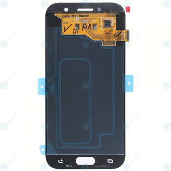 Samsung Galaxy A5 2017 (SM-A520F) Display module LCD + Digitizer gold GH97-19733B_image-6
