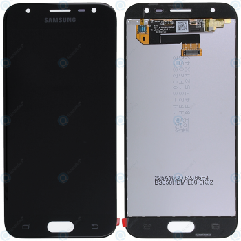 Samsung Galaxy J3 2017 (SM-J330F) Display module LCD + Digitizer black GH96-10969A_image-2