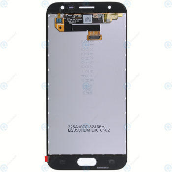 Samsung Galaxy J3 2017 (SM-J330F) Display module LCD + Digitizer black GH96-10969A_image-4