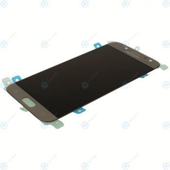 Samsung Galaxy J5 2017 (SM-J530F) Display module LCD + Digitizer gold GH97-20738C_image-3