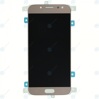 Samsung Galaxy J5 2017 (SM-J530F) Display module LCD + Digitizer gold GH97-20738C_image-5