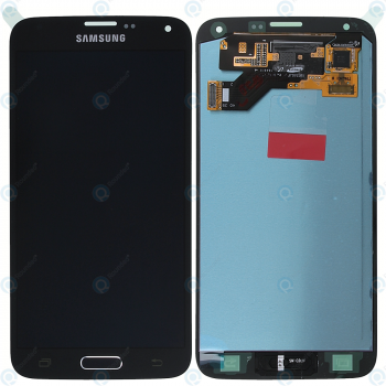 Samsung Galaxy S5 Neo (SM-G903F) Display module LCD + Digitizer black GH97-17787A_image-3