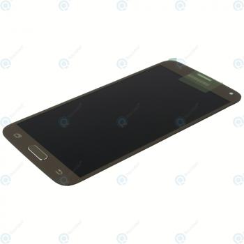 Samsung Galaxy S5 Neo (SM-G903F) Display module LCD + Digitizer gold GH97-17787B_image-4