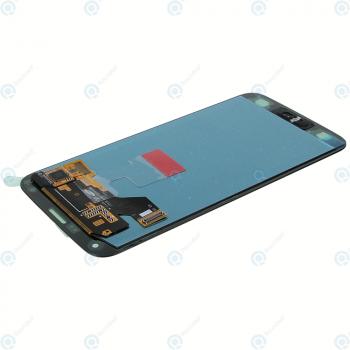 Samsung Galaxy S5 Neo (SM-G903F) Display module LCD + Digitizer gold GH97-17787B_image-5