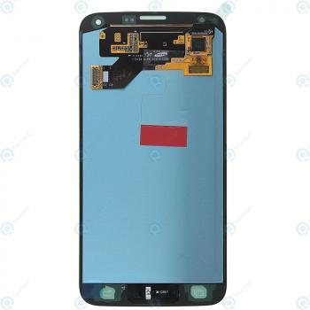 Samsung Galaxy S5 Neo (SM-G903F) Display module LCD + Digitizer gold GH97-17787B_image-7