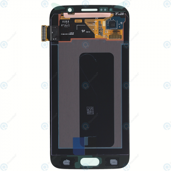 Samsung Galaxy S6 (SM-G920F) Display module LCD + Digitizer black GH97-17260A_image-5