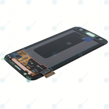 Samsung Galaxy S6 (SM-G920F) Display module LCD + Digitizer black GH97-17260A_image-6