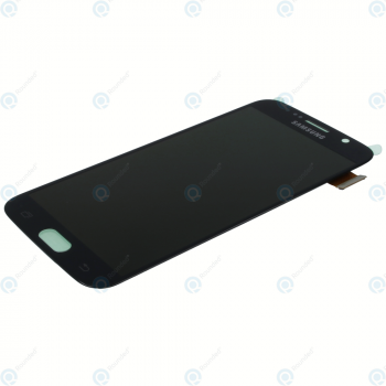 Samsung Galaxy S6 (SM-G920F) Display module LCD + Digitizer black GH97-17260A_image-7