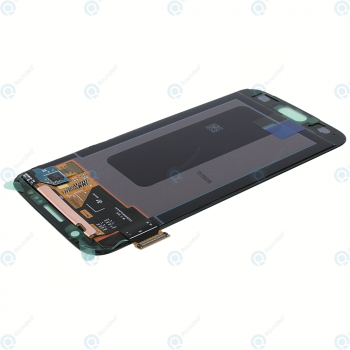 Samsung Galaxy S6 (SM-G920F) Display module LCD + Digitizer gold GH97-17260C_image-5