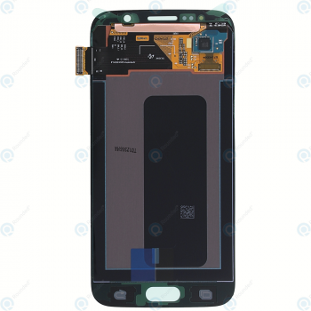 Samsung Galaxy S6 (SM-G920F) Display module LCD + Digitizer gold GH97-17260C_image-7